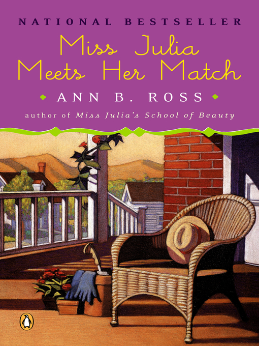Title details for Miss Julia Meets Her Match by Ann B. Ross - Available