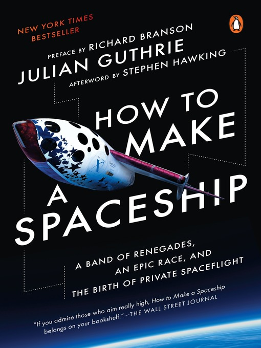 Title details for How to Make a Spaceship by Julian Guthrie - Available