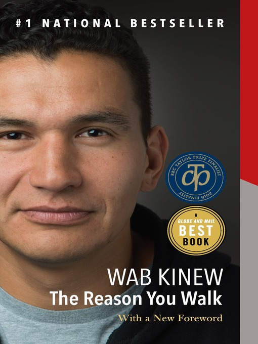 Title details for The Reason You Walk by Wab Kinew - Wait list