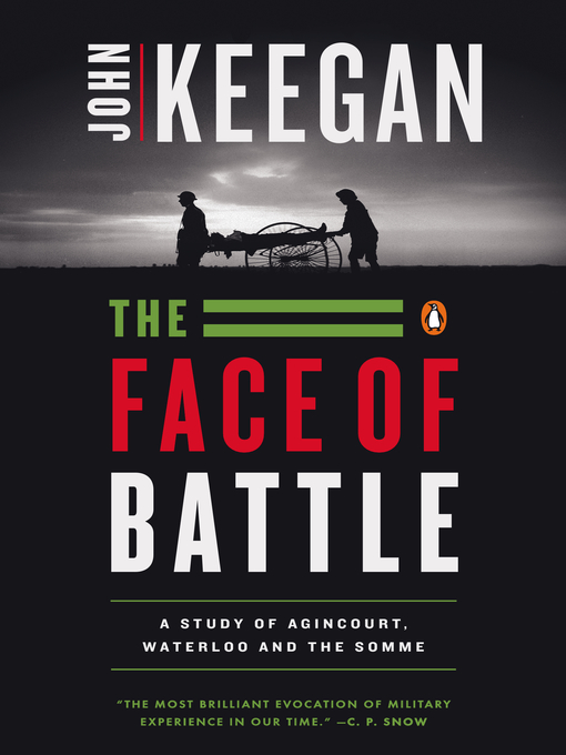 Cover of The Face of Battle