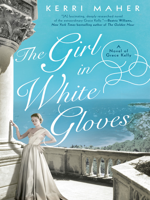 The Girl in White Gloves Book Cover
