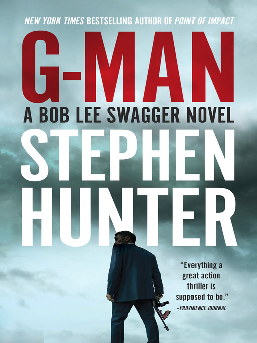 Title details for G-Man by Stephen Hunter - Wait list