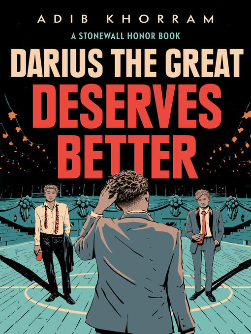 Cover image for book: Darius the Great Deserves Better