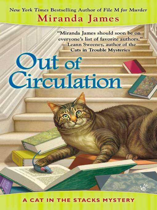 Title details for Out of Circulation by Miranda James - Wait list