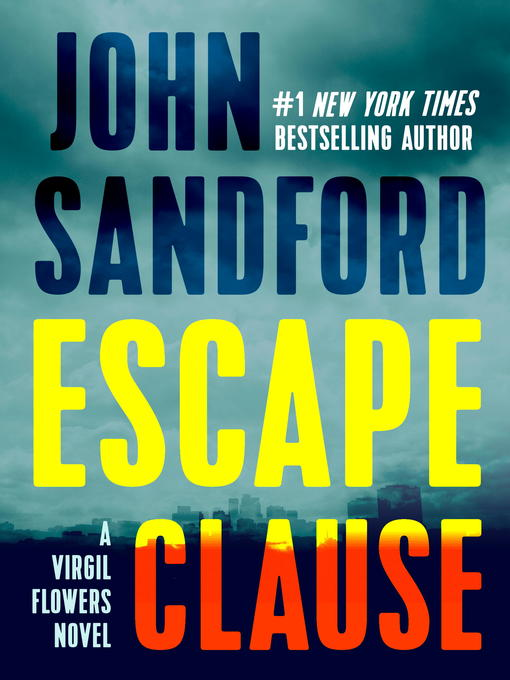 Title details for Escape Clause by John Sandford - Wait list