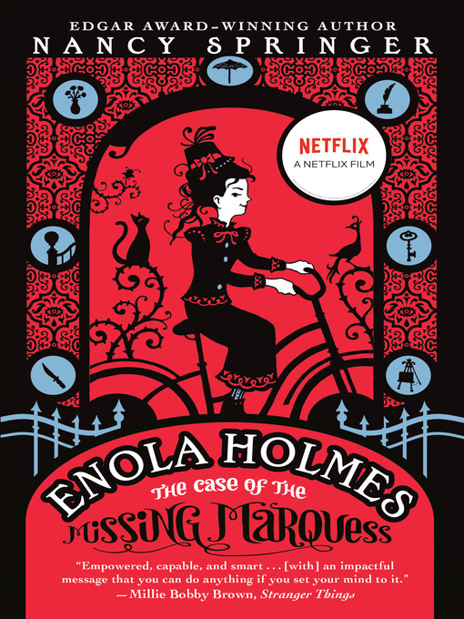 Title details for The Case of the Missing Marquess by Nancy Springer - Wait list