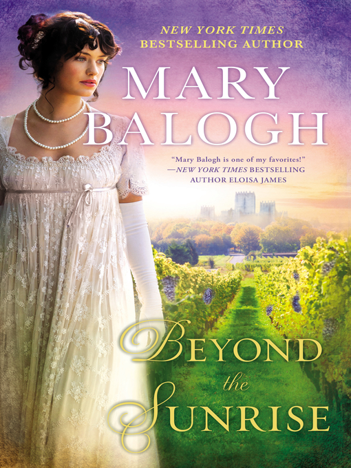 Title details for Beyond the Sunrise by Mary Balogh - Wait list