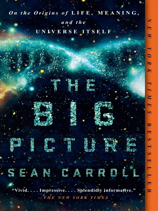 Title details for The Big Picture by Sean Carroll - Wait list