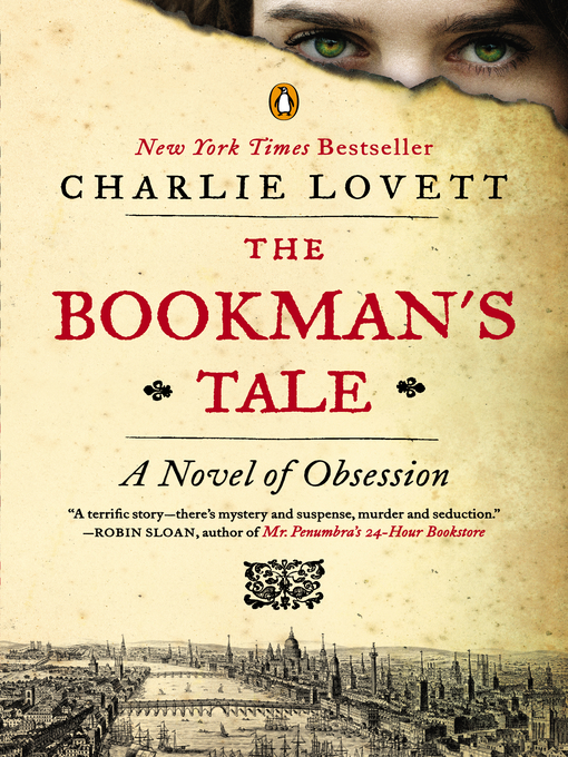 Title details for The Bookman's Tale by Charlie Lovett - Wait list