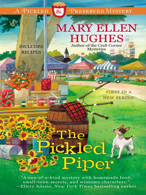 Cover of The Pickled Piper