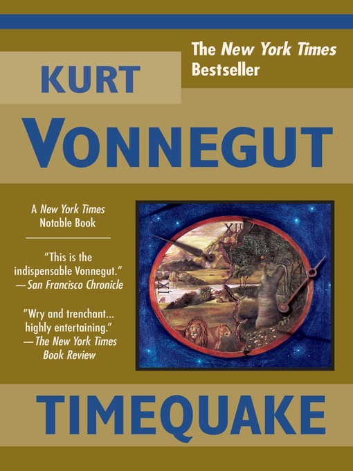 Title details for Timequake by Kurt Vonnegut - Wait list