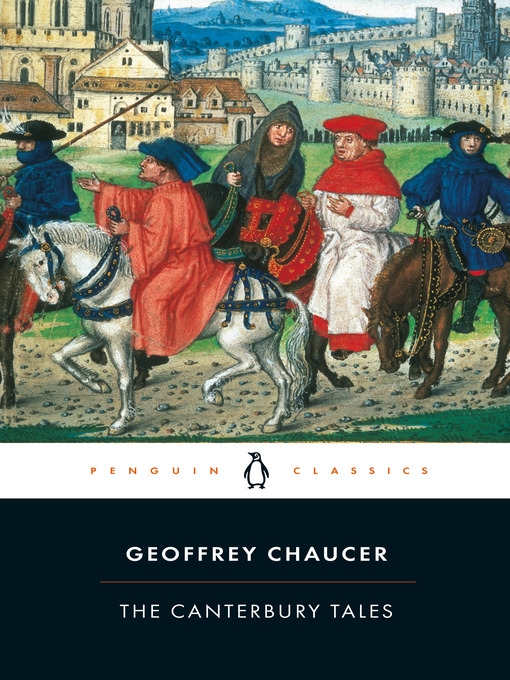 Title details for The Canterbury Tales by Geoffrey Chaucer - Wait list