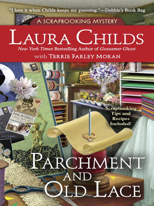 Title details for Parchment and Old Lace by Laura Childs - Available
