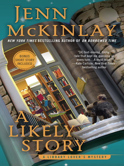 Title details for A Likely Story by Jenn McKinlay - Wait list