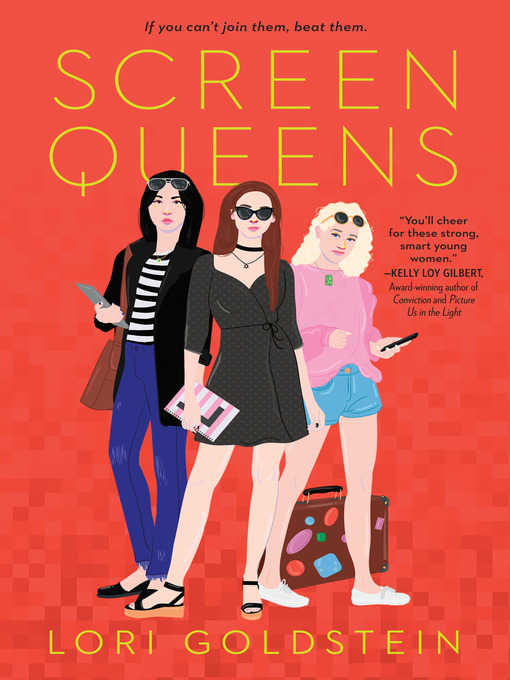 Title details for Screen Queens by Lori Goldstein - Available