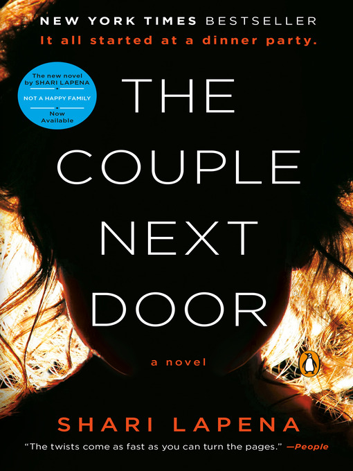 Title details for The Couple Next Door by Shari Lapena - Available