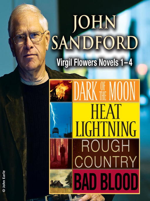 Title details for Dark of the Moon ; Heat Lightning ; Rough Country ; Bad Blood by John Sandford - Wait list