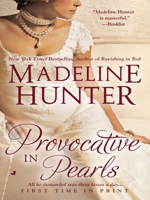 Title details for Provocative in Pearls by Madeline Hunter - Available
