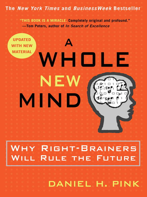 Cover of A Whole New Mind