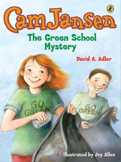 Title details for Cam Janesn and the Green School Mystery by David A. Adler - Available