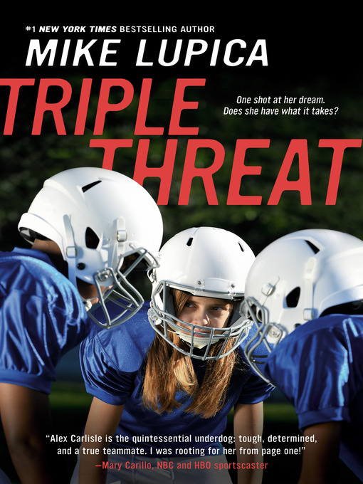 Title details for Triple Threat by Mike Lupica - Available
