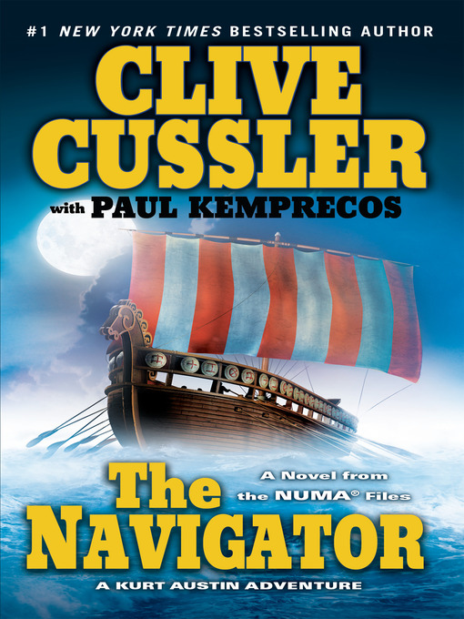 Title details for The Navigator by Clive Cussler - Available