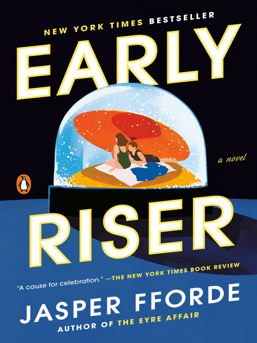 Title details for Early Riser by Jasper Fforde - Available