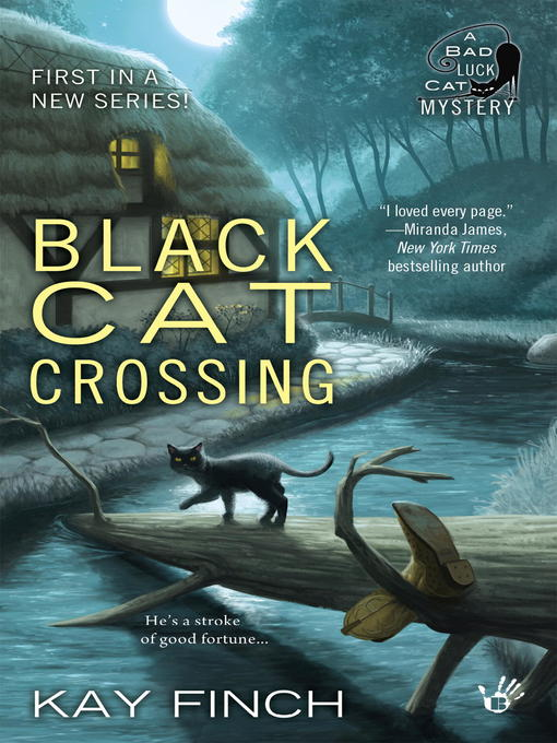 Title details for Black Cat Crossing by Kay Finch - Wait list