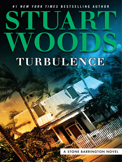 Title details for Turbulence by Stuart Woods - Available