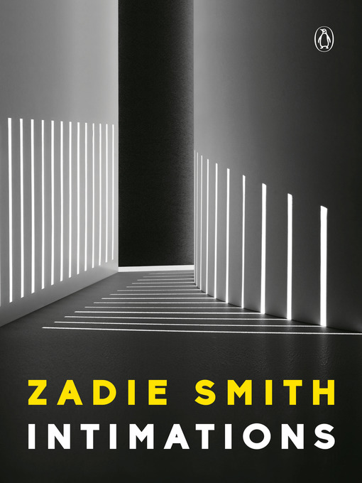 Title details for Intimations by Zadie Smith - Available
