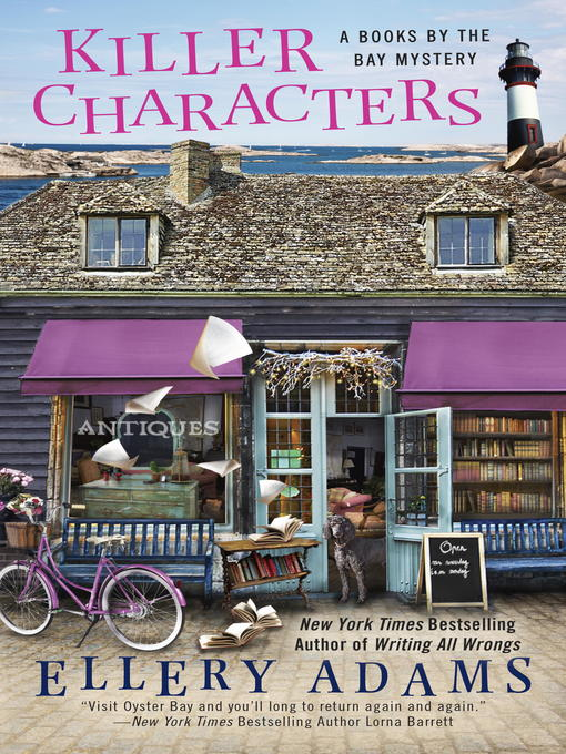 Title details for Killer Characters by Ellery Adams - Available