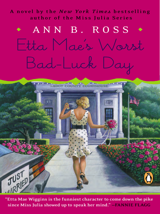 Title details for Etta Mae's Worst Bad-Luck Day by Ann B. Ross - Available