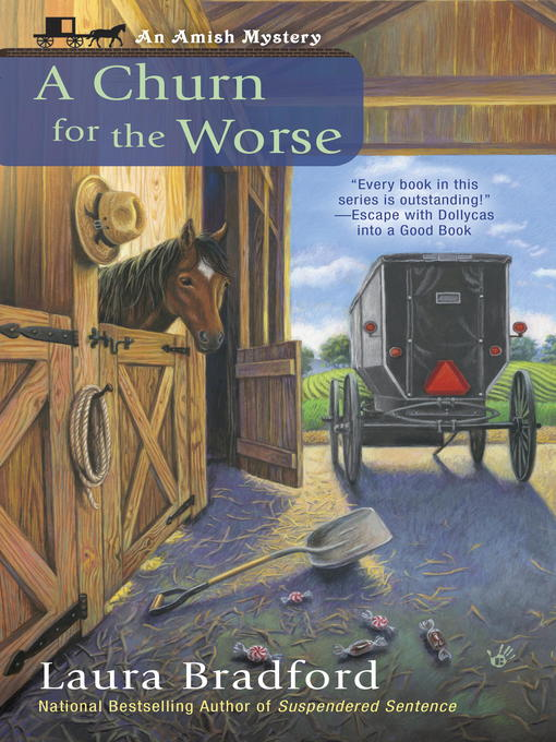 Title details for A Churn for the Worse by Laura Bradford - Wait list