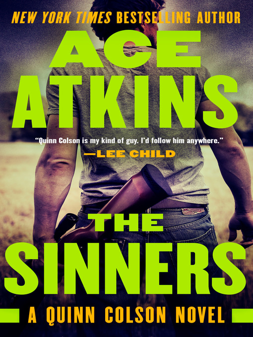 Title details for The Sinners by Ace Atkins - Wait list