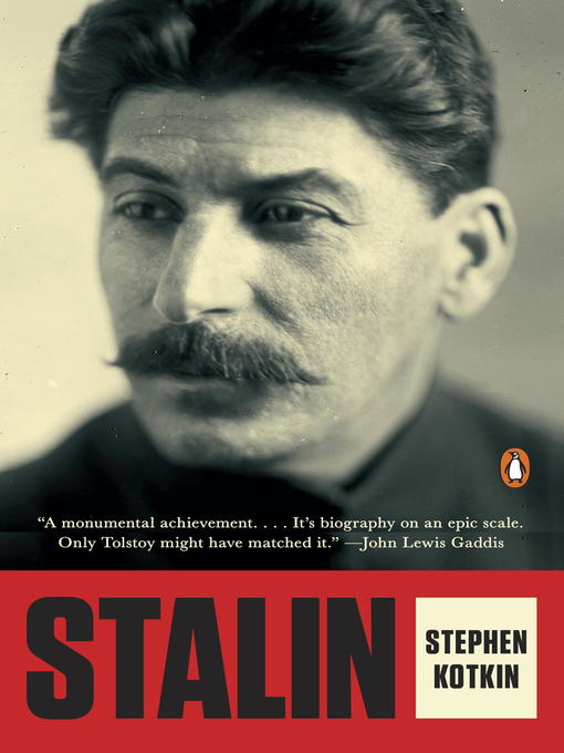 Title details for Stalin, Volume 1 by Stephen Kotkin - Available