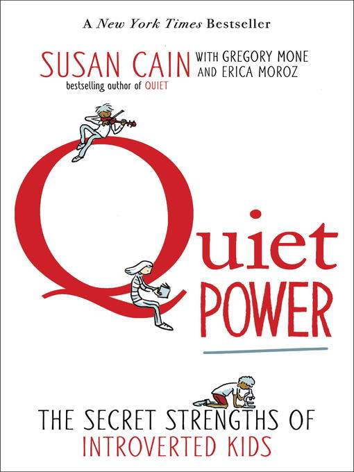 Title details for Quiet Power by Susan Cain - Wait list