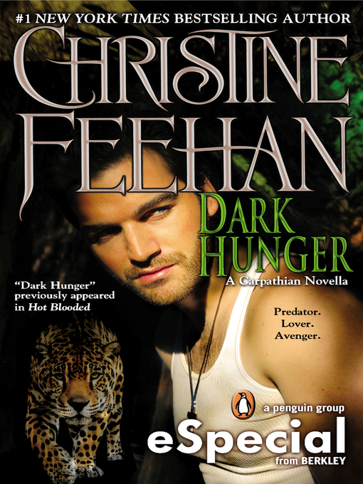 Title details for Dark Hunger by Christine Feehan - Wait list