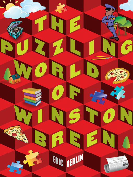 Title details for The Puzzling World of Winston Breen by Eric Berlin - Wait list