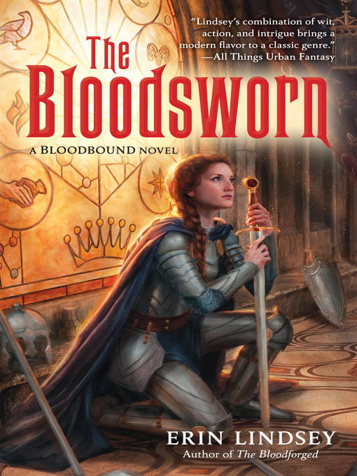 The Bloodsworn Bloodbound Series, Book 3