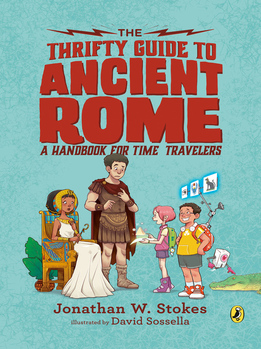 Title details for The Thrifty Guide to Ancient Rome by Jonathan W. Stokes - Wait list