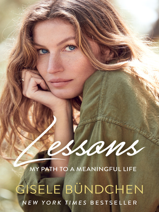 Title details for Lessons by Gisele Bündchen - Available