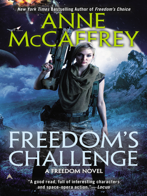 Title details for Freedom's Challenge by Anne McCaffrey - Available