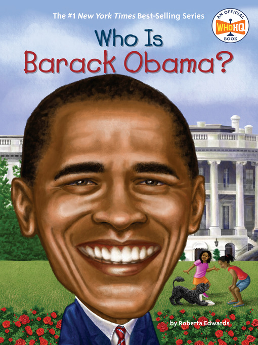 Title details for Who Is Barack Obama? by Roberta Edwards - Wait list
