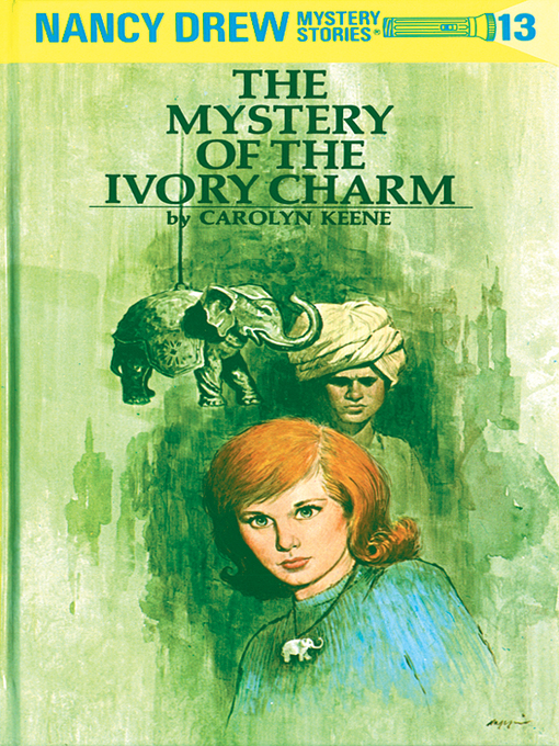 Cover of The Mystery of the Ivory Charm