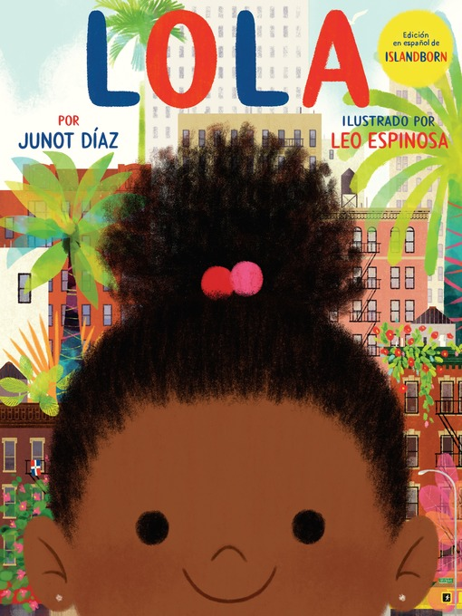 Title details for Lola by Junot Díaz - Available