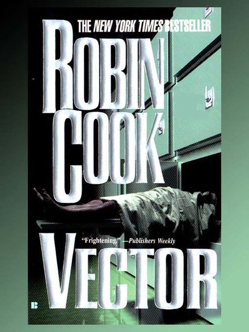 Title details for Vector by Robin Cook - Wait list