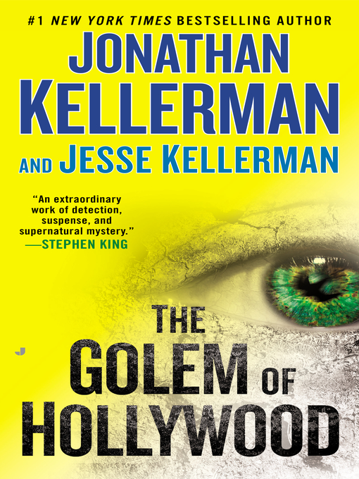 Cover of The Golem of Hollywood