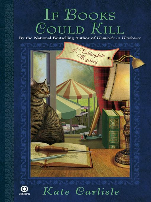 Title details for If Books Could Kill by Kate Carlisle - Available