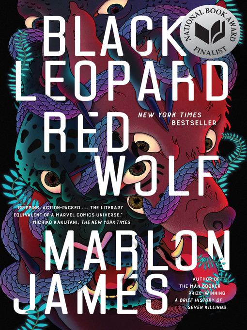 Title details for Black Leopard, Red Wolf by Marlon James - Available