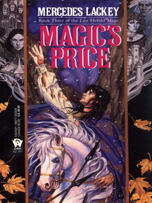 Title details for Magic's Price by Mercedes Lackey - Available